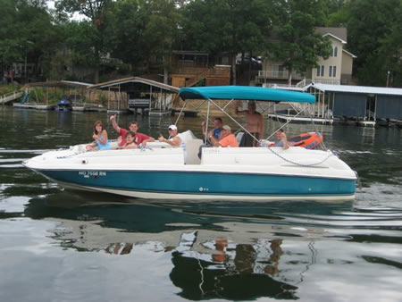 ski boat rentals at lake of the ozarks