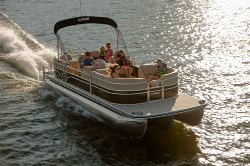 pontoon boat rentals for 10-15 passengers